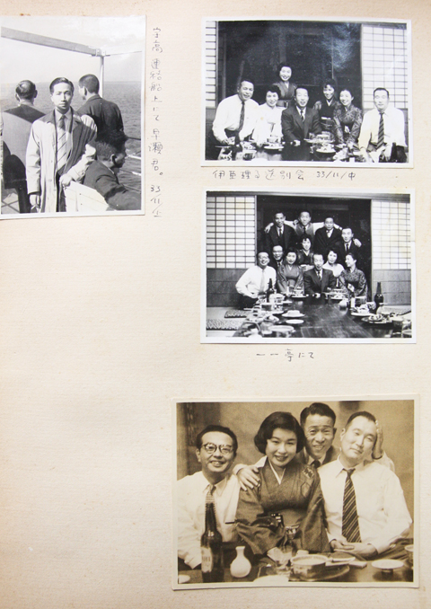 Japanese photographic treasures from the past