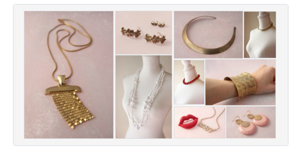 A Japanese costume jewelry show and tell by Bijou Caillou