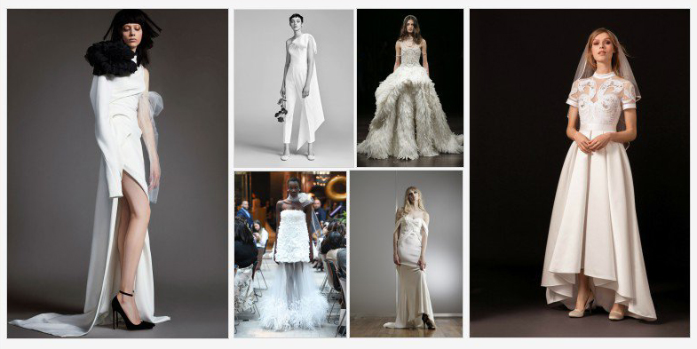 bridal fashion 2018