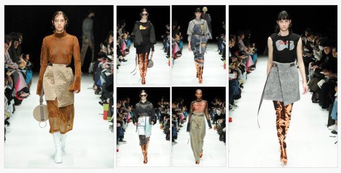 Tokyo Fashion Week Yohei Ohno