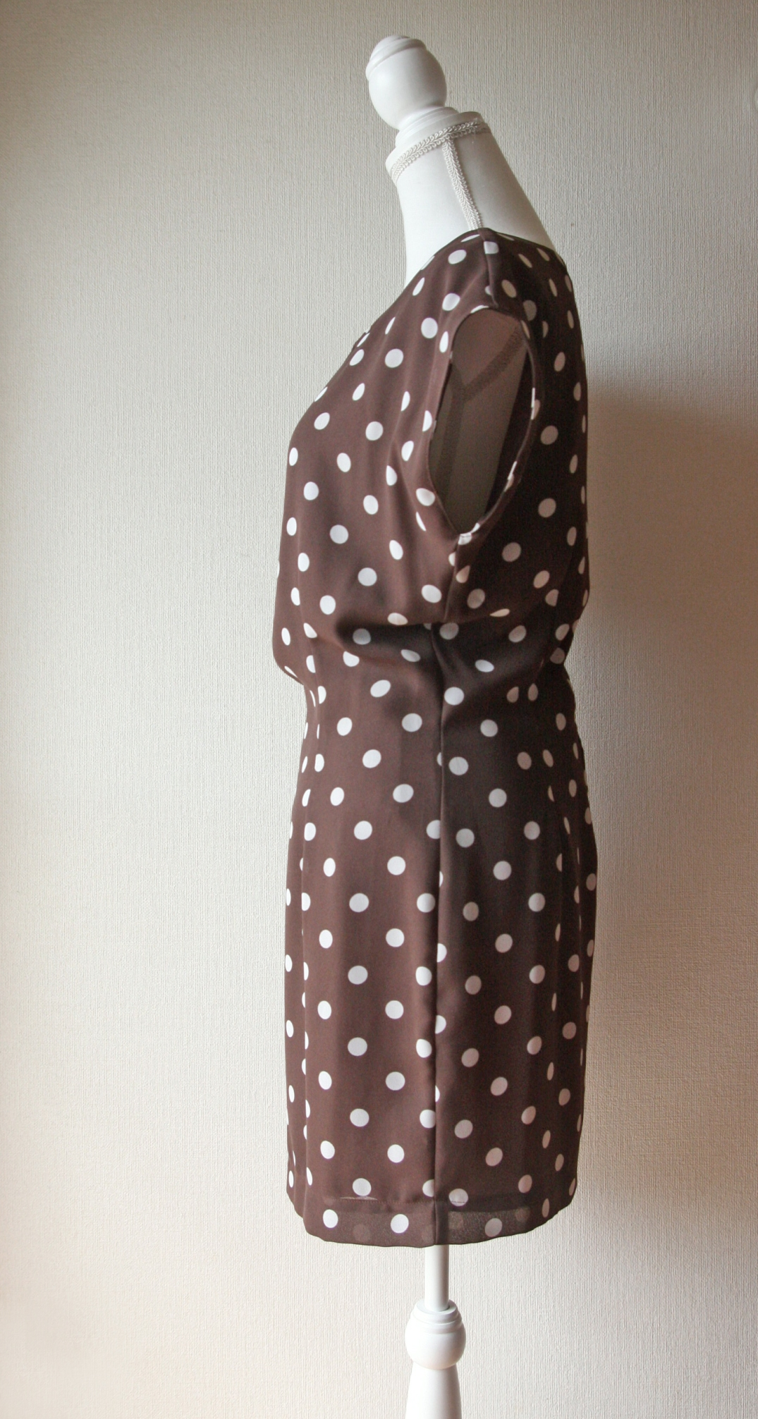 Brown Chocker Slice Top Blouse Baju Atasan Wanita Bl899 Available On Etsy