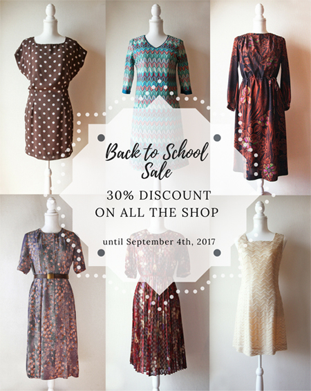 Bijou Caillou Back to School Sale